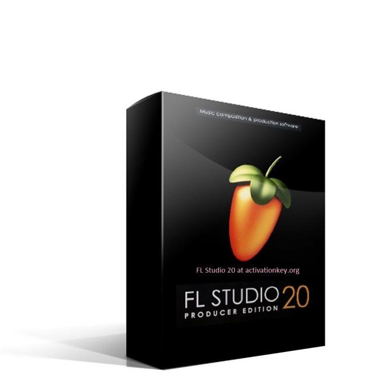 FL Studio 20.7.2.1863 Crack + Keygen key 2020[Latest]