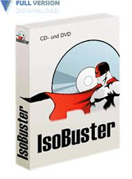 ISOBuster Pro 4.6 Crack + License Key Free Download[Latest]
