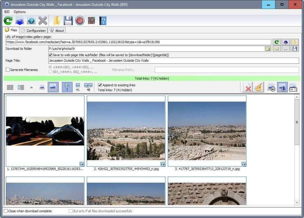 Bulk-Image-Downloader 2