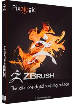 Pixologic-ZBrush